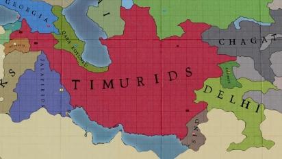 Europa Universalis III: Divine Wind - Launch Trailer