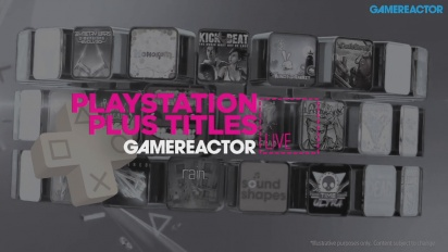 PS PLUS TITLES OF THE MONTH - LIVESTREAM REPLAY