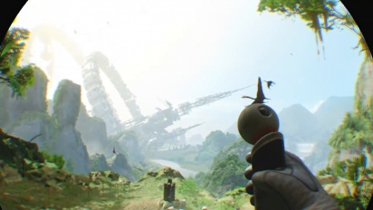 Robinson: The Journey - Standard PS4 Gameplay