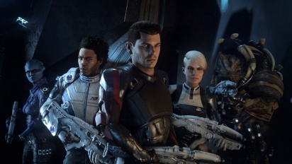 Mass Effect: Andromeda - Cinematic Trailer 2