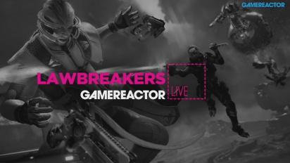 Lawbreakers - Livestream-Replay