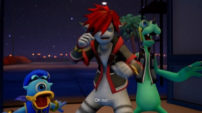 Kingdom Hearts III - D23 Expo Japan 2018 Trailer (English version)