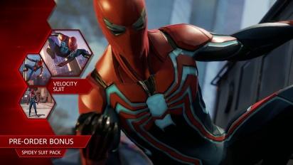 Spider-Man - Third Reveal Pre-order Video