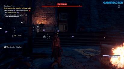 Assassin's Creed Odyssey - Eroberung einer Athener Festung in Megaris