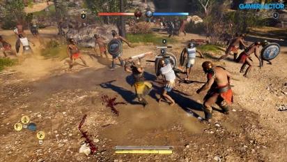 Assassin's Creed Odyssey - Eroberungskampf in Megaris