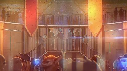 Stellaris: Federations - Story Trailer