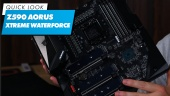 Aorus Z590 Xtreme Waterforce: Quick Look