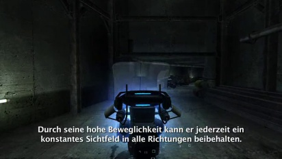 Mindjack - Charakter Trailer