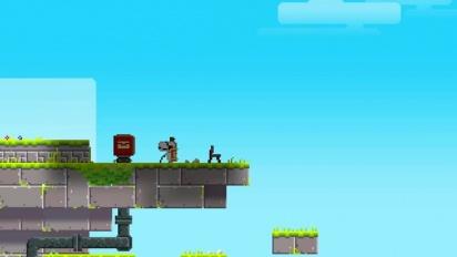 Fez - Gameplay