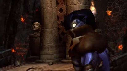 Lara Croft and the Guardian of Light - Raziel and Kain