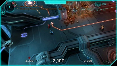 Halo: Spartan Assault  - Xbox One Co-op B-Roll