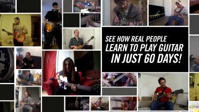 Rocksmith 2014 - 60 Day Challenge - Tony's Success Story