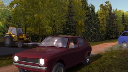 My Summer Car – What it is all about - Let's Play mit Entwickler Johannes Rojola (English)