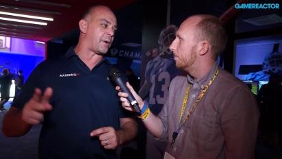 Madden NFL 16 - Interview Rex Dickson