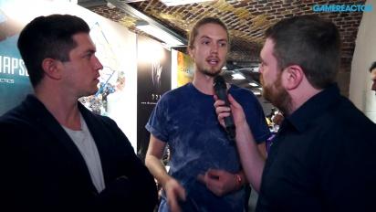 Tokyo 42 - Interview Maciek Strychalski und Sean Wright