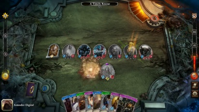 The Lord of the Rings: Adventure Card Game - Gameplay Trailer