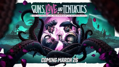 Borderlands 3 - Guns, Love, and Tentacles Official Reveal Trailer