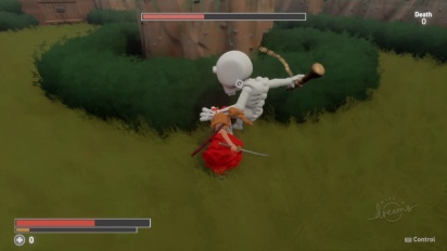 Dreams - Akaoni (Gameplay)