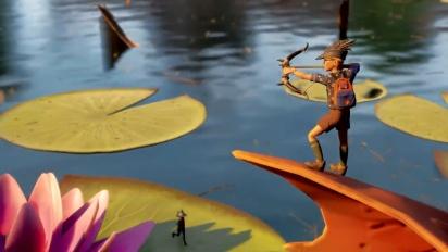 Grounded - The Koi Pond Trailer