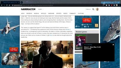 GRTV News - Hitman 3 DLC könnte eine ''Neuinterpretation'' früherer Standorte sein
