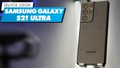 Samsung Galaxy S21 Ultra: Quick Look