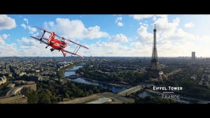 Microsoft Flight Simulator - World-Update-Trailer: Niederlande, Belgien, Luxemburg, Frankreich