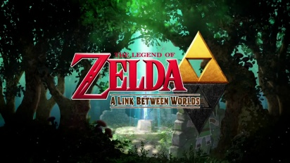 The Legend of Zelda: A Link Between Worlds - New Evil Trailer