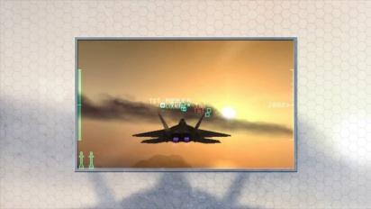 Ace Combat: Assault Horizon Legacy+ - Control the Sky Trailer