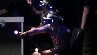 Until Dawn: Rush of Blood - Playstation VR - Paris Games Week Trailer