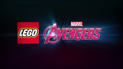 LEGO Avengers Launch Trailer