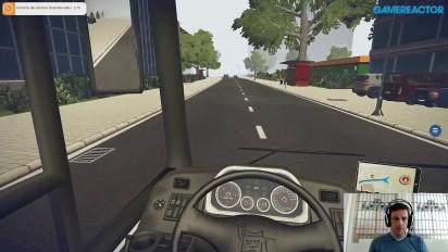 Bus Simulator 16 - Livestream-Wiederholung (deutschsprachig - Christian Gaca)