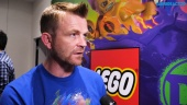 Lego DC Super Villains - Arthur Parsons Interview