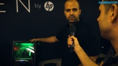 HP OMEN - Ricardo Silva Interview and Product Overview