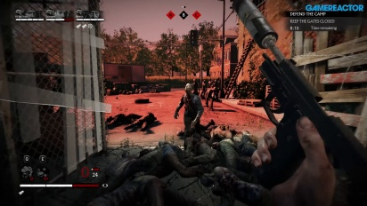 Overkill's The Walking Dead - Video-Kritik