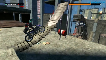 Trials Rising - Switch-Gameplay