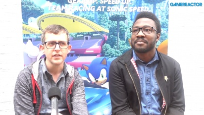 Team Sonic Racing - Interview mit Derek Littlewood und Ben Wilson