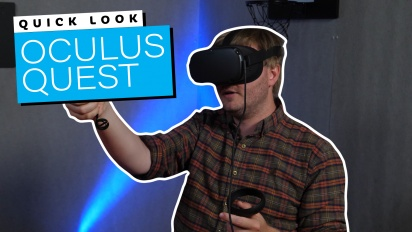 Oculus Quest: Quick Look