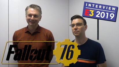 Fallout 76 - Interview mit Chris Mayer & Dan Nanni