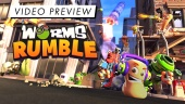 Worms Rumble - Video Vorschau