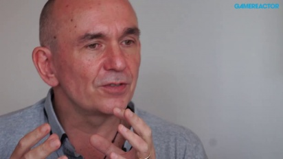 GC13: Godus - Interview Peter Molyneux