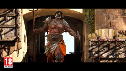For Honor - Gladiator Trailer