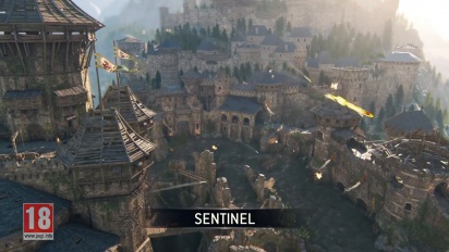 For Honor  - Sentinel Map Trailer