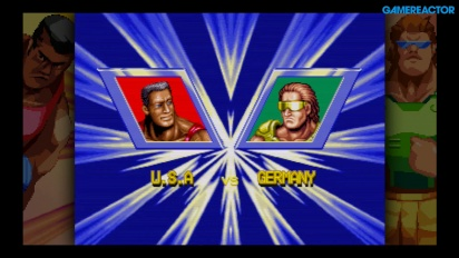 Windjammers - Duell # 2 (PS4)