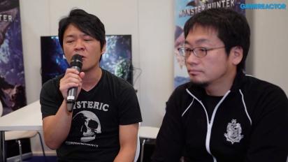 Monster Hunter: World - Interview mit Ryozo Tsujimoto & Kaname Fujioka