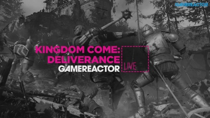 Kingdom Come: Deliverance - Livestream-Wiederholung