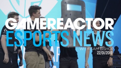Gamereactor Esports News - January 22
