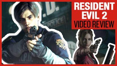 Resident Evil 2 - Videokritik