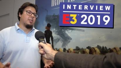 Iron Harvest - Interview mit Julian Strzoda