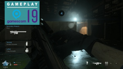 Call of Duty: Modern Warfare - Ndivia Gamescom Gameplay (Teil 1)