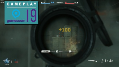 Call of Duty: Modern Warfare - Ndivia Gamescom Gameplay (Teil 2)